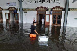 Penyebab Banjir Semarang, Ganjar: Problem Administrasi
