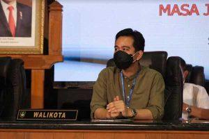 Pidato Perdana Gibran Sebagai Wali Kota: Kebut Vaksinasi dan Pulihkan Ekonomi Solo