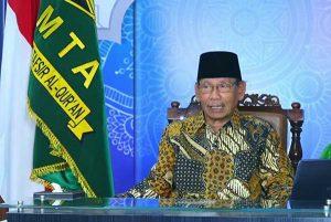 Pimpinan MTA Ahmad Sukina Meninggal Dunia