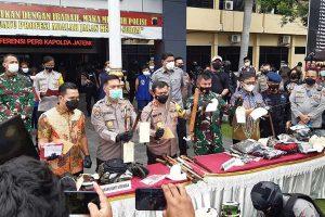 Polisi Tangkap 9 Pelaku Premanisme di Solo, 10 Orang Masuk DPO