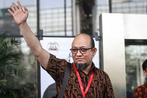 Unggah Tweet Soal Kematian Maaher At-Thuwailibi, Novel Baswedan Dilaporkan ke Polisi
