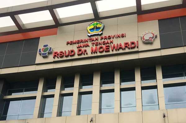 Untuk Terapi Covid-19, RSUD dr Moewardi Solo Teliti Tali Pusat