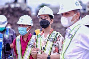 Wali Kota Gibran: Proyek Pasar Legi Solo Selesai September