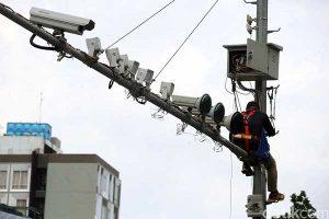 38 Ribu Pelanggaran Tertangkap Kamera Tilang Elektronik di Solo