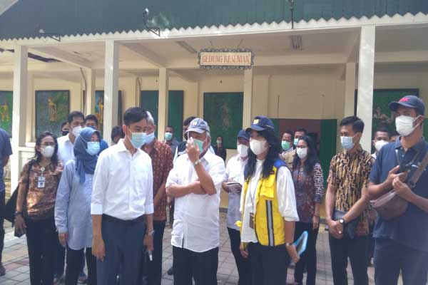 Jokowi Perintahkan Menteri PUPR Untuk Revitalisasi Balekambang Solo Jadi Pusat Kebudayaan Jawa