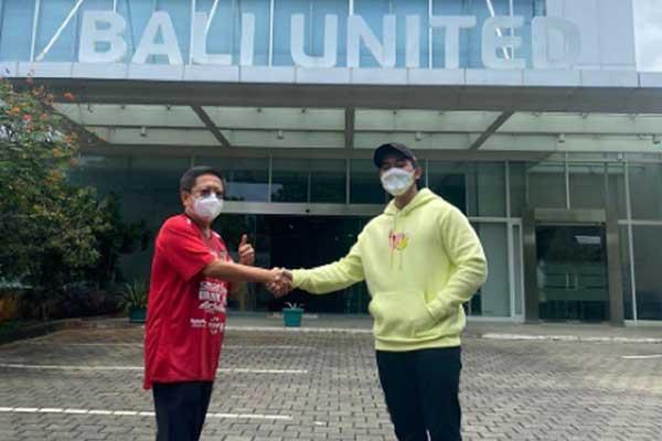 Kaesang Beli Bali United?