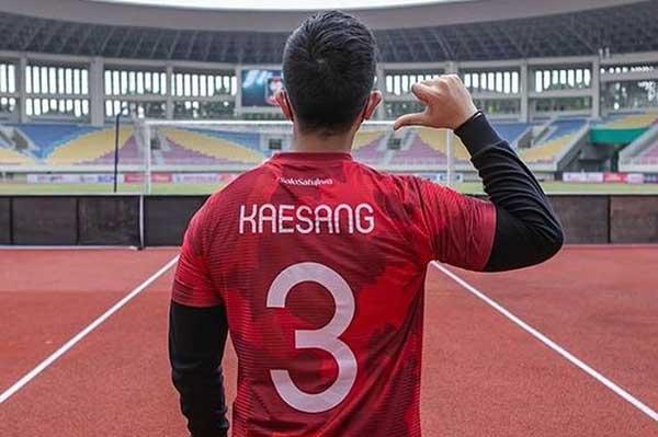Kaesang: Persis Solo ke Liga 1 Harga Mati