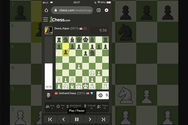 Kalahkan Gamer Catur Dunia, Akun Orang Indonesia Diblokir di Chess.com