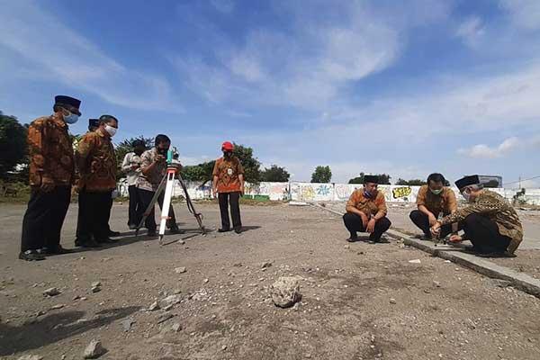 Masjid Hadiah Pangeran Abu Dhabi untuk Jokowi Akan Segera Dibangun