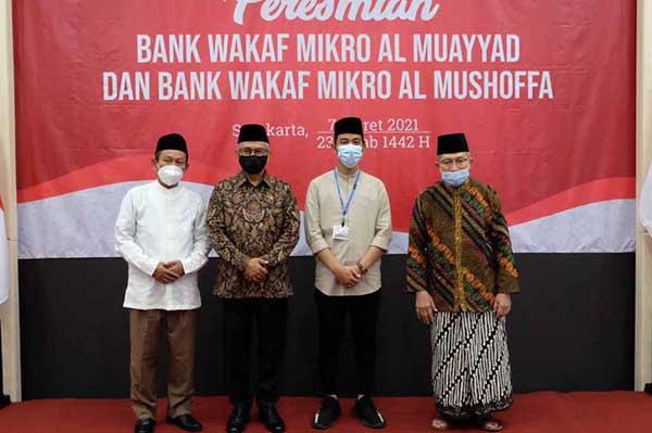 OJK Solo Resmian Lembaga Keuangan Mikro Syariah