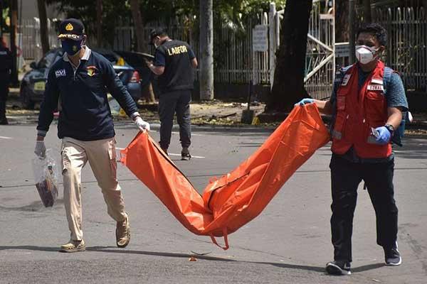 Pelaku Bom Bunuh Diri Makassar Tulis Surat Wasiat, Apa Isinya?