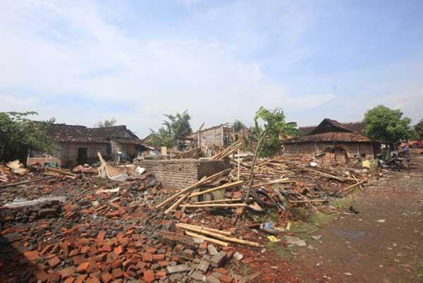 Pembangunan 253 Rumah Sistem Panel Instan di Semanggi Dimulai April