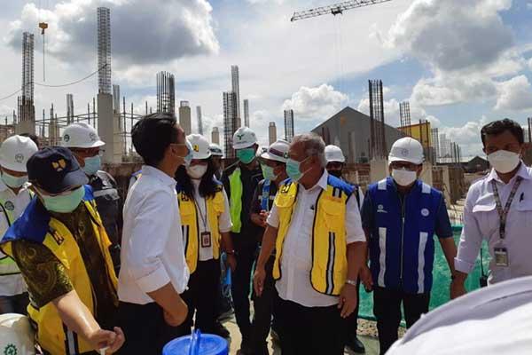 Pembangunan Pasar Legi Solo Ditargetkan Rampung Oktober