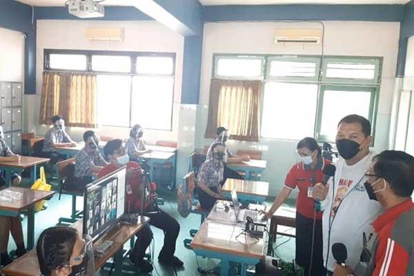 Pemkot Solo Minta Sekolah yang Gelar PTM juga Siapkan Satgas Covid-19