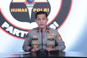Polisi Kasus Laskar FPI Tewas Kecelakaan Tunggal