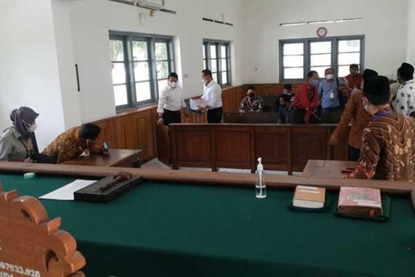 Polisi Minta Pengadilan Tolak Praperadilan Terkait Kasus Warga Slawi Komentari Gibran
