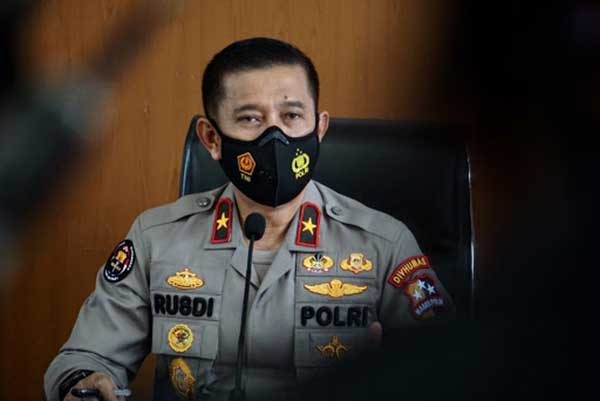 Polisi Tolak Penangguhan Penahanan Pendiri Pasar Muamalah Zaim Saidi