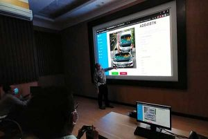 Polresta Solo Siapkan 7 Kamera Pengawas Tilang Elektronik