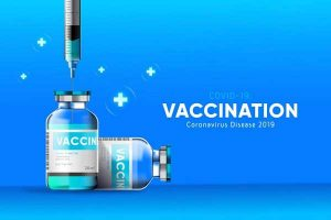 Ratusan Driver Ojol di Solo Jalani Vaksinasi Covid-19