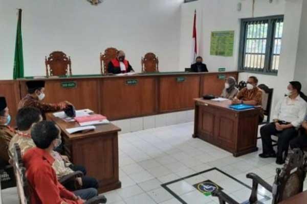 Sidang Perdana Praperadilan Komentar Negatif Soal Jabatan Gibran Digelar