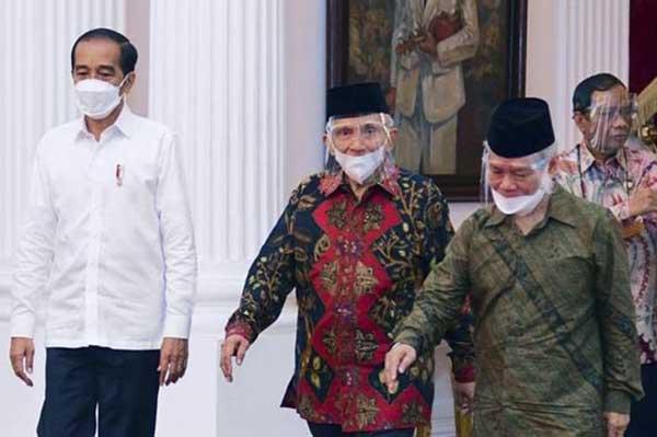 Soal Isu Jokowi 3 Periode, KSP Bantah Amien Rais