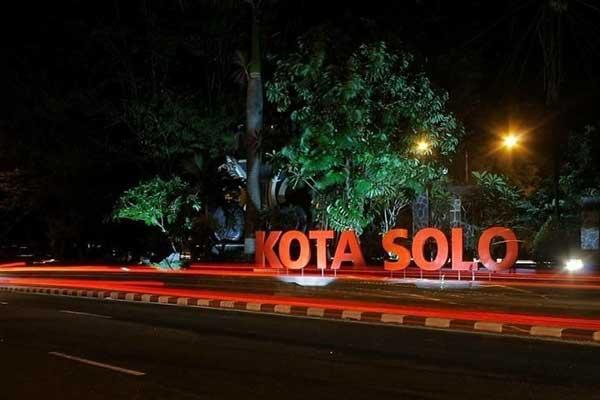 Solo Jadi Kota Terpadat di Jawa Tengah