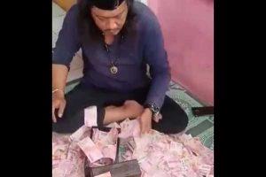 Ustaz Viral Pengganda Uang Ditangkap, Polisi Sebut Uang yang Digandakan adalah Palsu