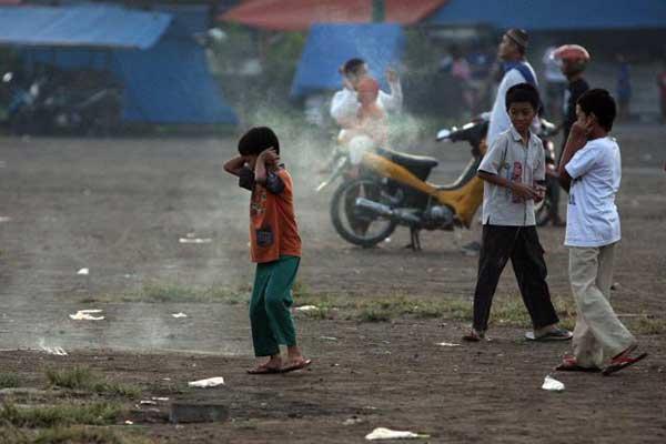 2 Pekan Ramadan, Puluhan Anak di Solo Tertangkap Main Petasan