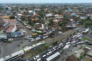 535 KK Terdampak Proyek Rel Layang Joglo Solo Terima Sosialisasi