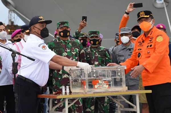 Black Box CVR Sriwijaya SJ 182 Ditemukan