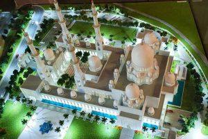 Gibran Buka-bukaan Soal Desain Masjid Syeikh Zayed