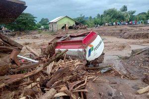 Hampir Seluruh Daerah di NTT Terdampak Banjir Bandang