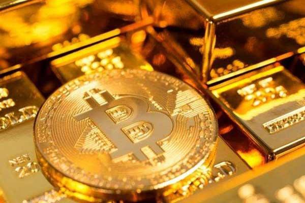 Harga Mata Uang Kripto Bitcoin Kembali Cetak Rekor