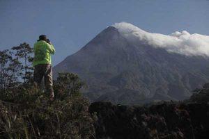 Hari Ini, Gunung Merapi 10 Kali Luncurkan Lava Pijar