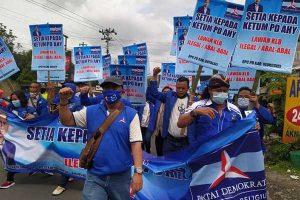 Hasil KLB Ditolak Kemenkumham, Demokrat Solo Bersyukur