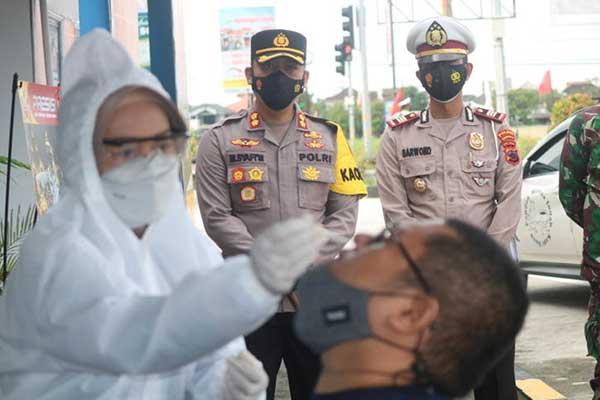 Jelang Ramadhan, Polres Karanganyar Akan Gencarkan Operasi Pekat