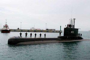 Kapal Selam KRI Nanggala-402 Belum Ditemukan