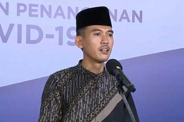 Ketua Bidang Fatwa Majelis Ulama Indonesia M Asrorun Ni'am Sholeh