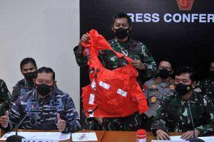 Panglima TNI Pastikan 53 Kru KRI Nanggala Dipastikan Gugur