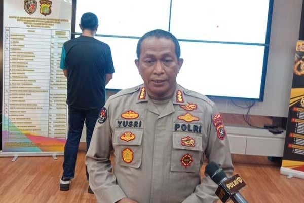 Polisi Tangkap Pengemudi Fortuner yang Tabrak dan Todongkan Senjata