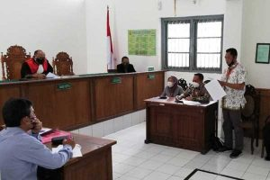 Praperadilan Kasus Komentar Negatif ke Gibran Ditolak