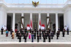 Reshuffle Kabinet Masih Jadi Tanda Tanya