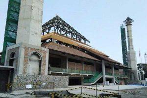 Soal Lanjutan Proyek Masjid Sriwedari, Ini Penjelasan Gibran