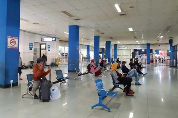 Terminal Tirtonadi Awasi Gelombang Mudik Dini, Penumpang Akan Dites GeNose