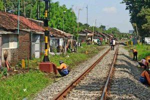 Untuk Ganti Rugi Proyek Rel Layang Palang Joglo, Pemerintah Siapkan Rp 107 M