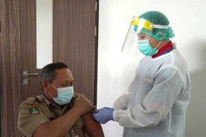 Persiapan PTM, Vaksinasi Guru di Solo Capai 86 Persen