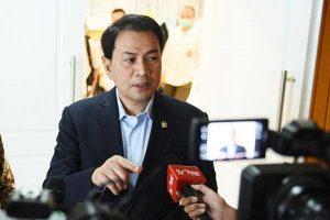 Wakil Ketua DPR Azis Syamsuddin Dicekal Keluar Negeri